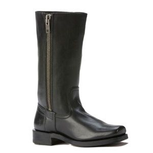 Frye Heath Zip Leather Boot